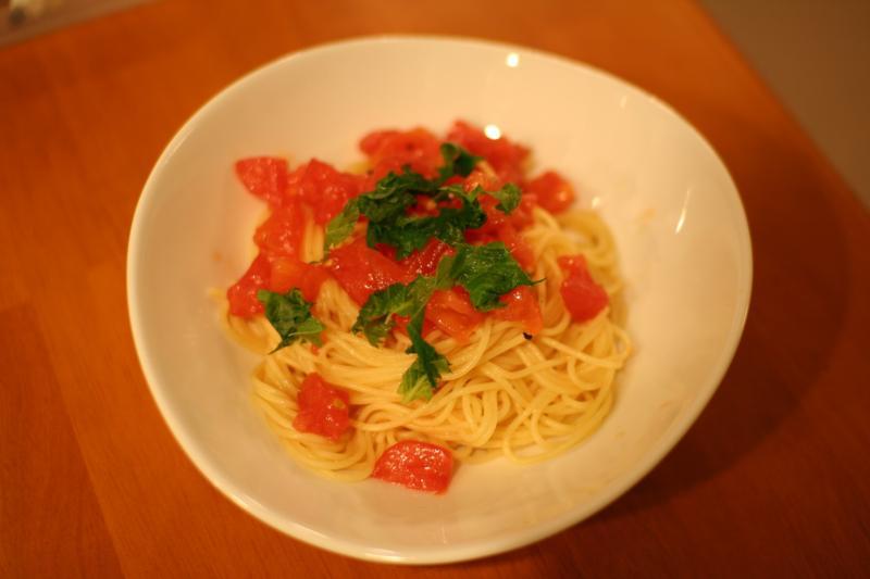 hamukenのブログ-スパゲッテイフレッド