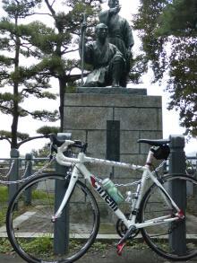 hamukenのブログ-羽村取水堰