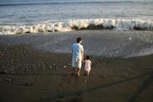 hamukenのブログ-茅ヶ崎海岸
