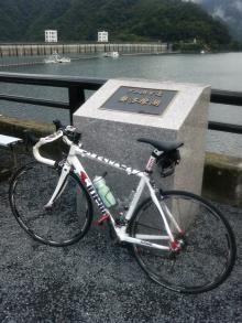 hamukenのブログ-奥多摩湖