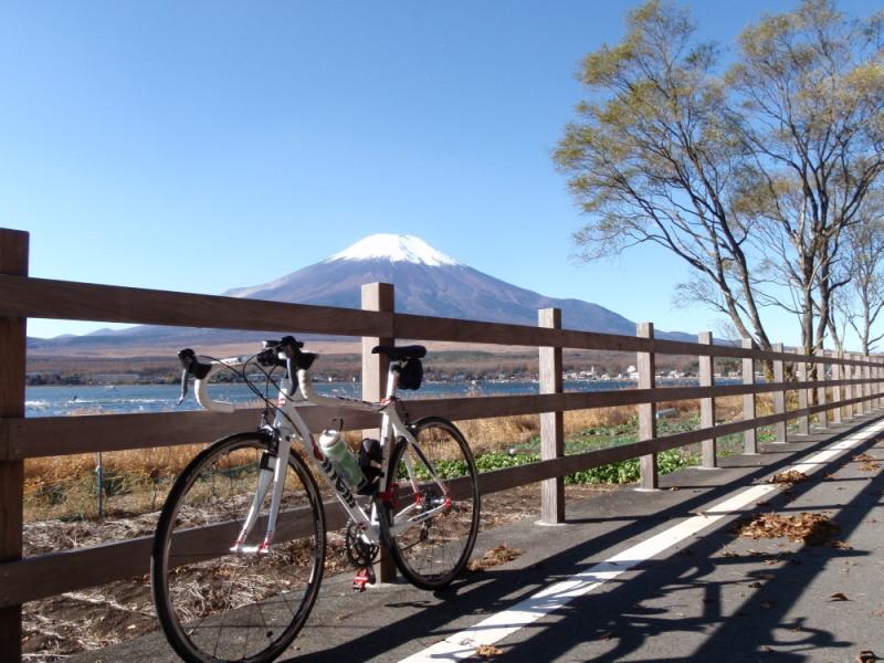 hamukenのブログ-山中湖