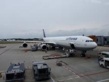 hamukenのブログ-乗った飛行機
