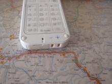 hamukenのブログ-携帯充電2