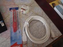 hamukenのブログ-携帯充電1