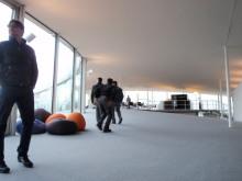 hamukenのブログ-EPFLの図書館