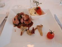hamukenのブログ-EPFLのレストラン2