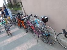hamukenのブログ-12台のチャリ
