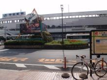 $hamukenのブログ-宇都宮駅到着