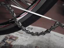 hamukenのブログ-チェーン用冶具