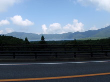 hamukenのブログ-富士山一周1