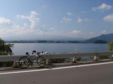 hamukenのブログ-河口湖