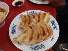 hamukenのブログ-焼き餃子