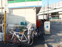 hamukenのブログ-コンビニ集合
