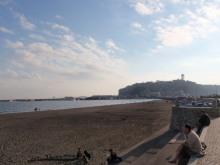 hamukenのブログ-江の島