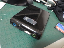 hamukenのブログ-最終手段USB充電