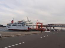 hamukenのブログ-久里浜港1
