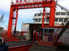 hamukenのブログ-久里浜港2