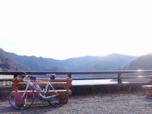 hamukenのブログ-奥多摩湖2