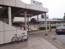 hamukenのブログ-塩山駅