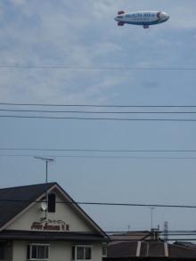 hamukenのブログ-飛行船