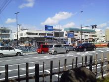 hamukenのブログ-松本駅