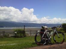 hamukenのブログ-諏訪湖
