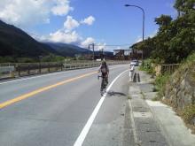 hamukenのブログ-富士見峠からの下り