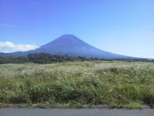 hamukenのブログ-富士山1